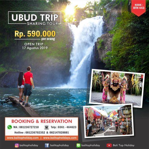 Sharing Tour Ubud
