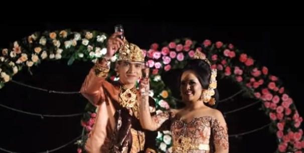 Paket Resepsi Pernikahan Lokal Bali