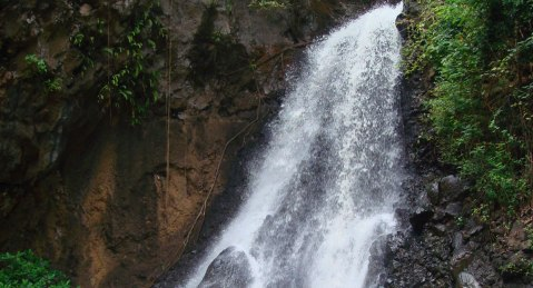 bali, waterfall, dusun kuning, bangli, bali, hidden, place, place to visit