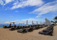 Geger Beach, A Quiet Place in Nusa Dua