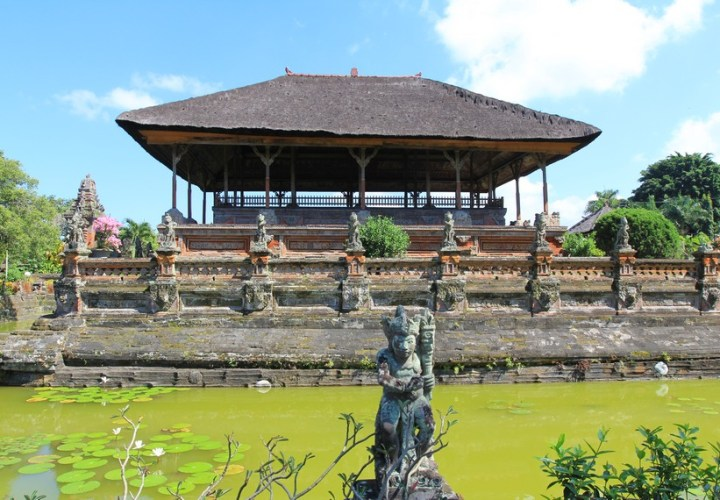 Kerta Gosha the historical sites in Bali