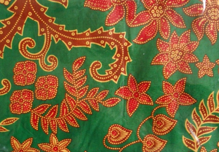 The Characteristics of Balinese Batik and its Explanation