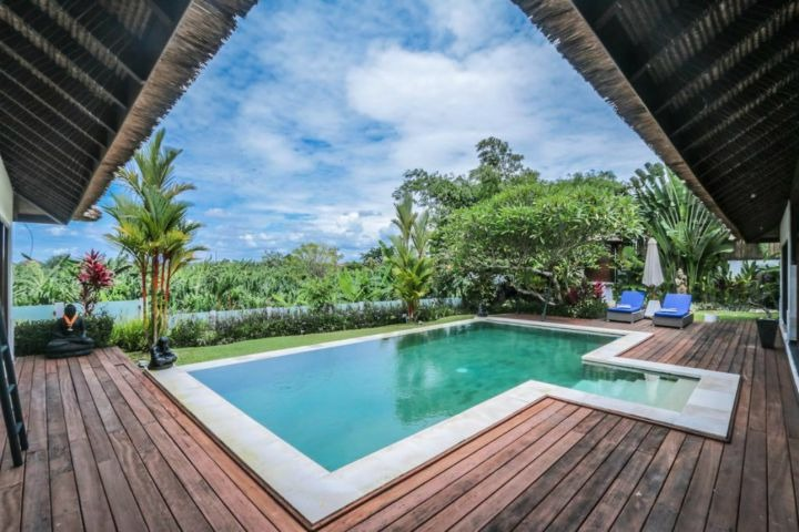 Villa Luna Maya in Canggu Bali, How Luxurious?