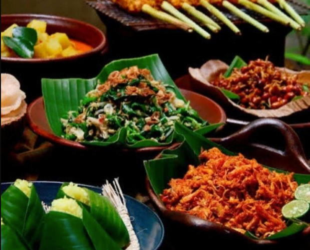 All You Can Eat at Waroeng d'Carik Kerobokan
