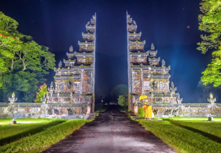 Bali Handara Gate, Instragramable and Iconic  Gate