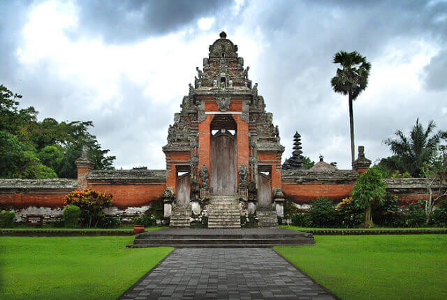 Various Types and Functions of Pura Swagina in Bali