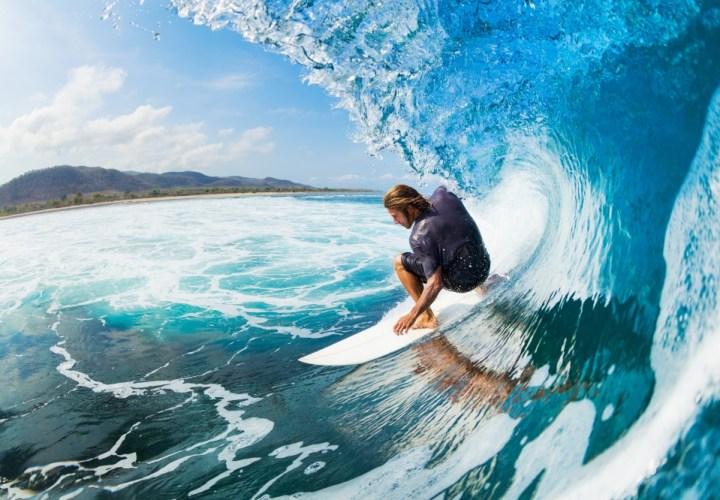 Surfing Paradise on Balian Beach Bali