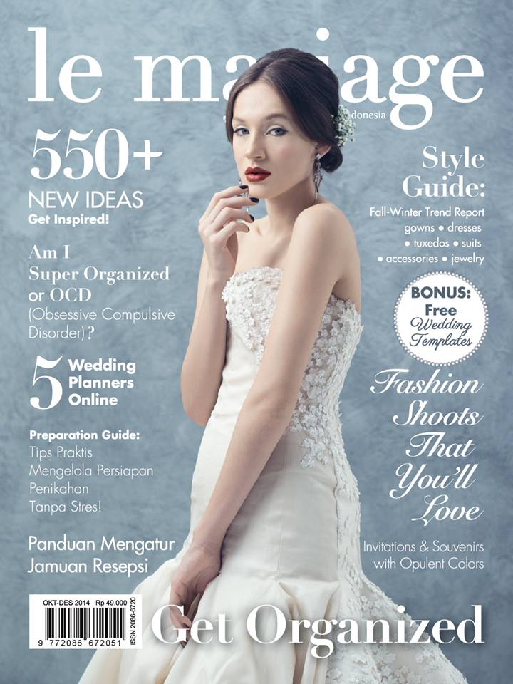 bali wedding easy - le mariage cover