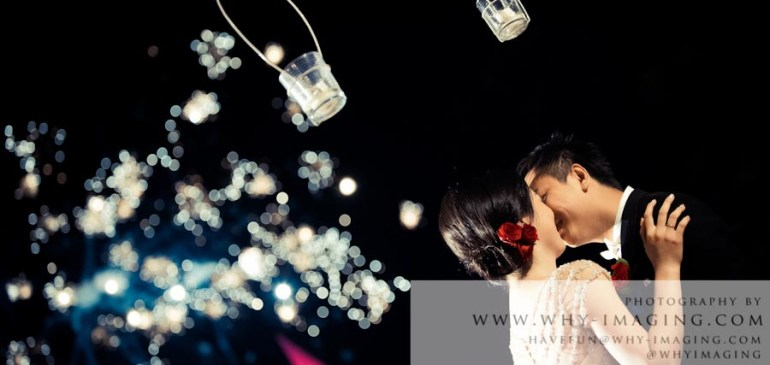 Gorgeous Chapel Wedding of Ita and Abie