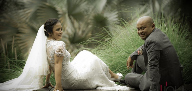 A very memorable wedding of Neli and Rudy