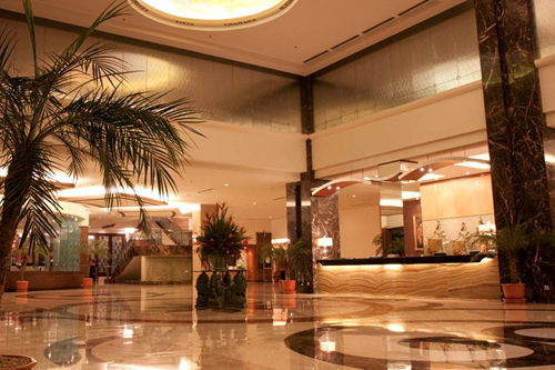 Grand Sahid Jaya Jakarta  Jakarta  Jakarta Hotel and