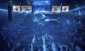Na Novom Zelandu održan najveći koncert u svijetu od početka pandemije