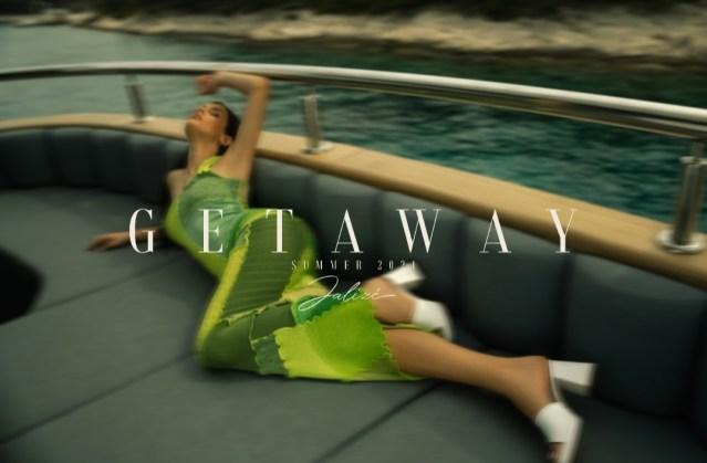 """""""Getaway"""": Ljetnji bijeg na more uz fotografije nove Jalize kampanje!"""