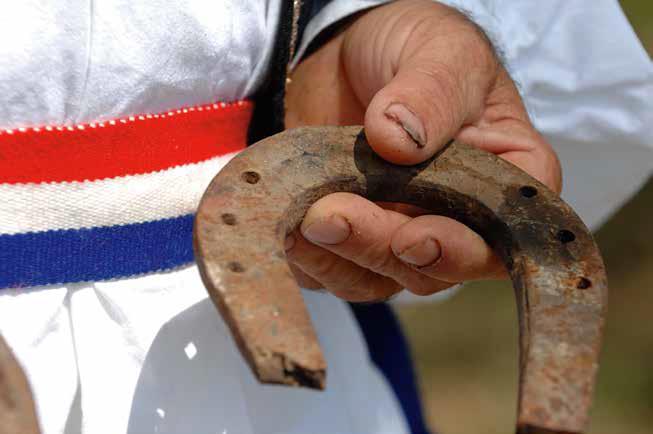 Die Hände erzählen vom harten Landleben in Slawonien (Foto: Damir Rajle)
