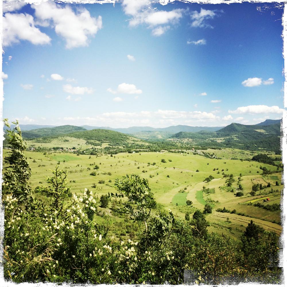 Naturlandschaft auf dem Berg Bjelašnica (Foto: balkanblogger)