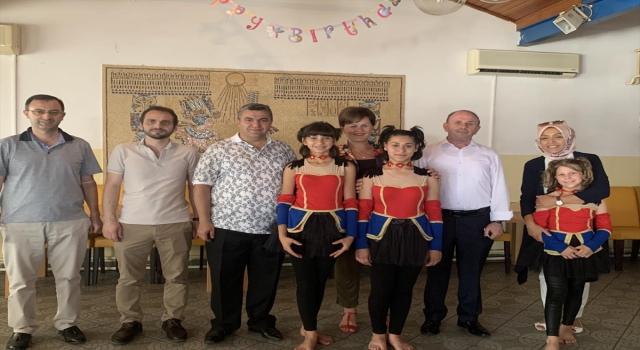 Büyükkılıç'tan kardeş şehir Mostar'daki yetimlere karne hediyesi