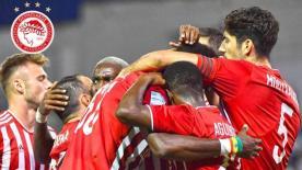 Olympiakos,haftayı galibiyetle kapattı