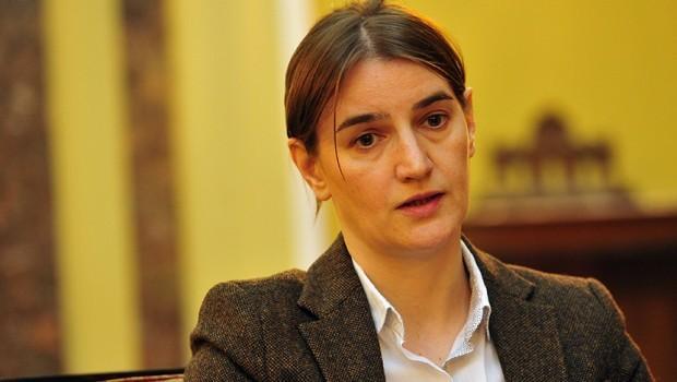 Sırbistan Başbakanı Brnabic, Türkiye'nin Belgrad Büyükelçisi Bilgiç'i kabul etti: