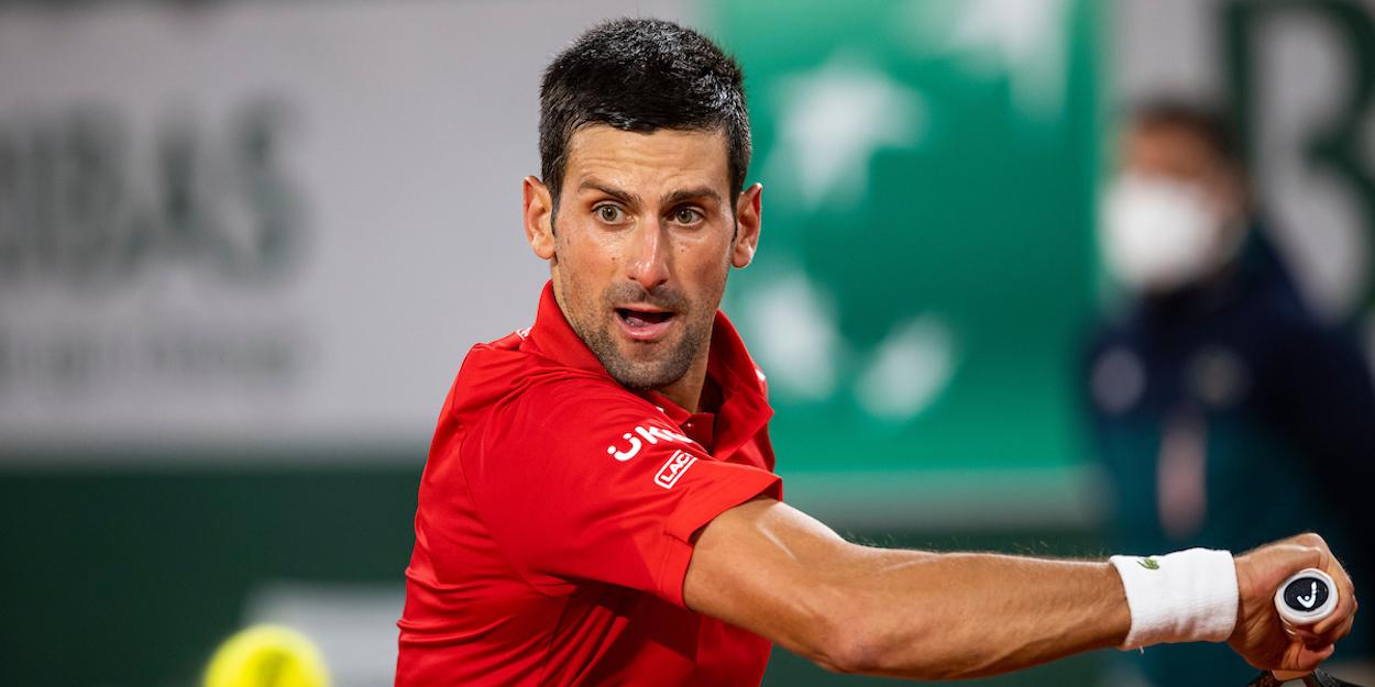 Novak Djokovic,SırbistanAçık'a yarı finalde veda etti