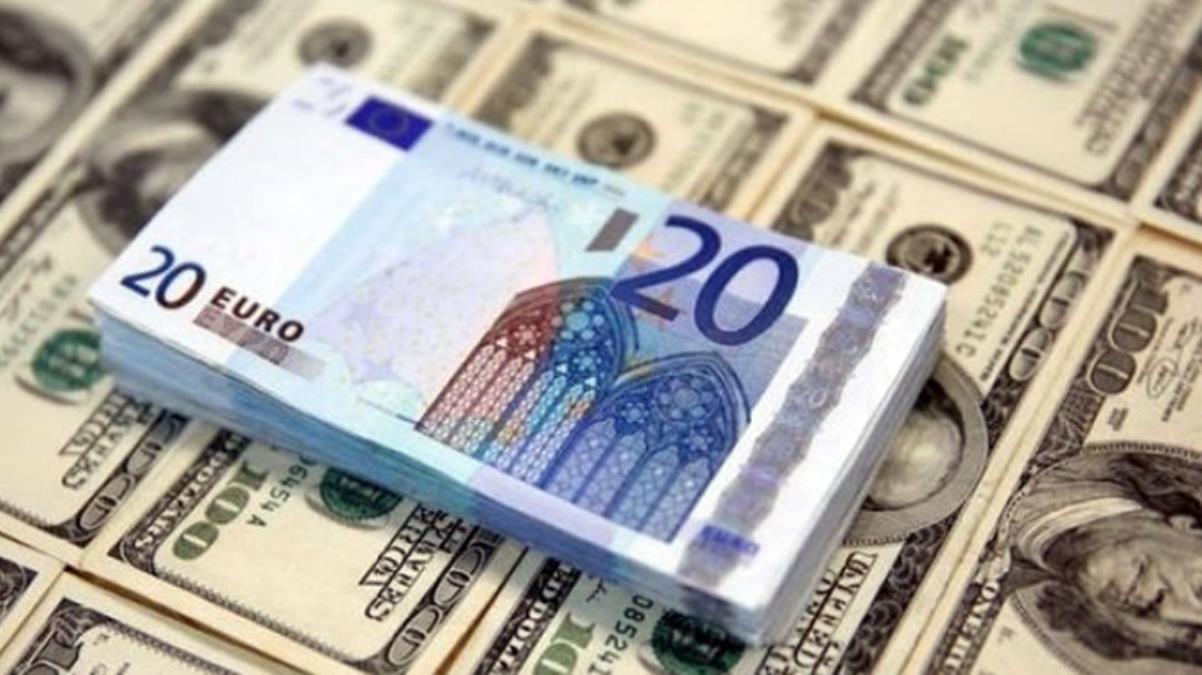 ABD tahvil faizindeki yükselişle dolar ve euro son 1 ayın en yüksek seviyesini gördü
