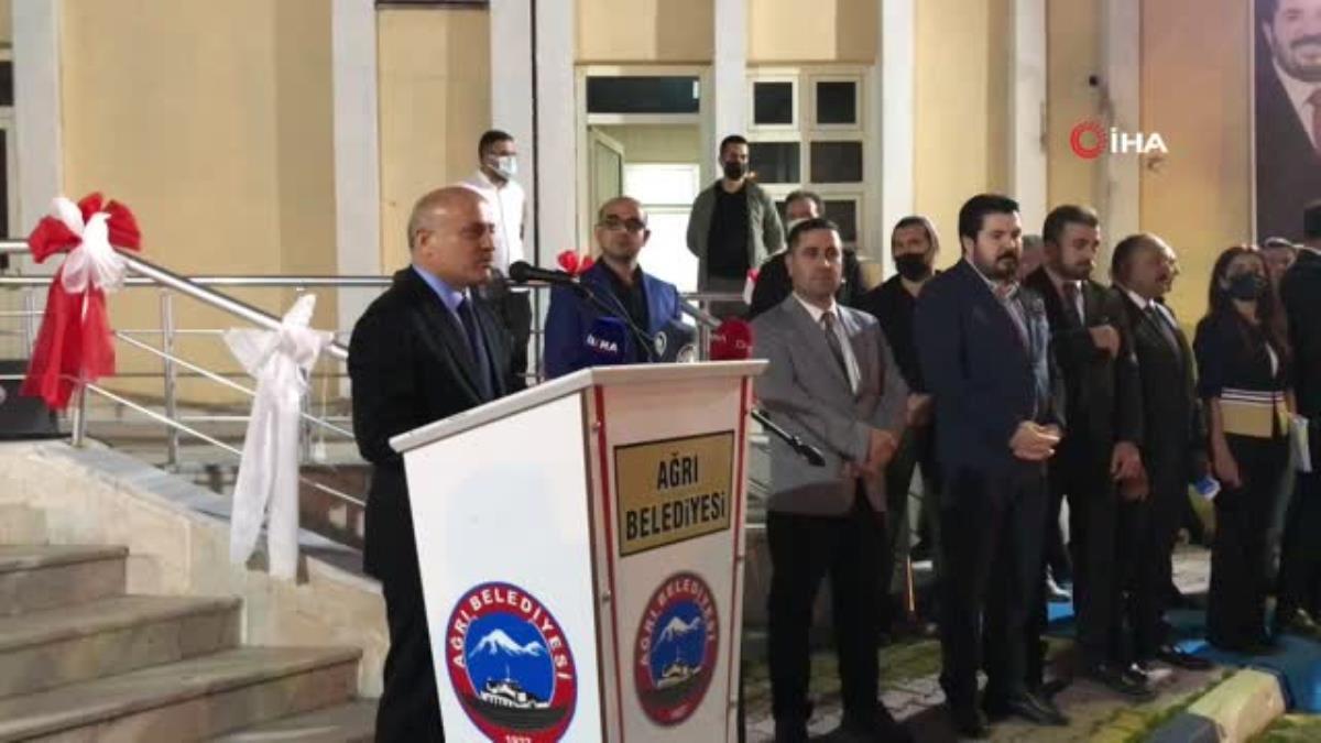Ağrı belediyesi işçilerin maaşına zam yapıldı