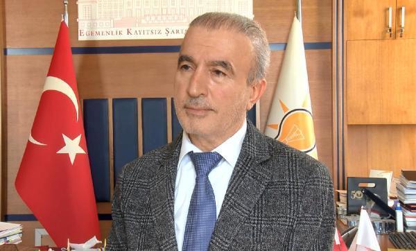 AK Parti'li Bostancı: Bizim de anayasa yazım sürecimiz bitmek üzere