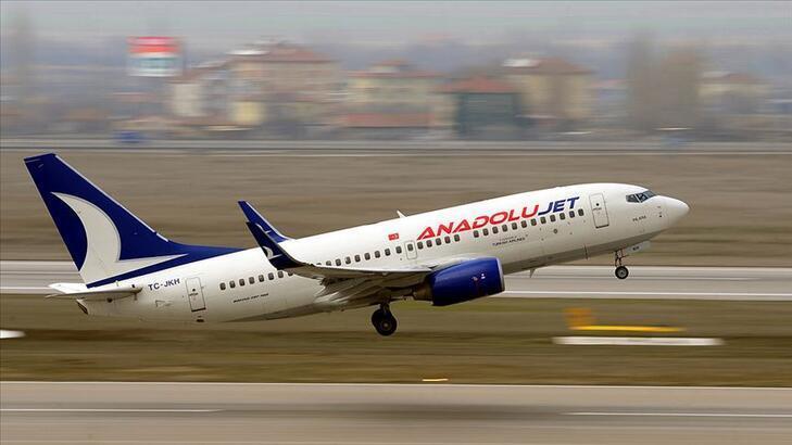 """AnadoluJet yurt dışı uçuşlarda """"Bahar Kampanyası"""" başlattı"""
