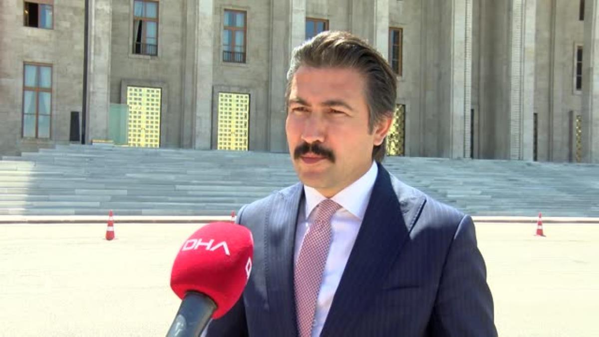 ANKARA AK Partili Özkan: 104 amiralin bildirisine de aynı tepkiyi koymalıyız