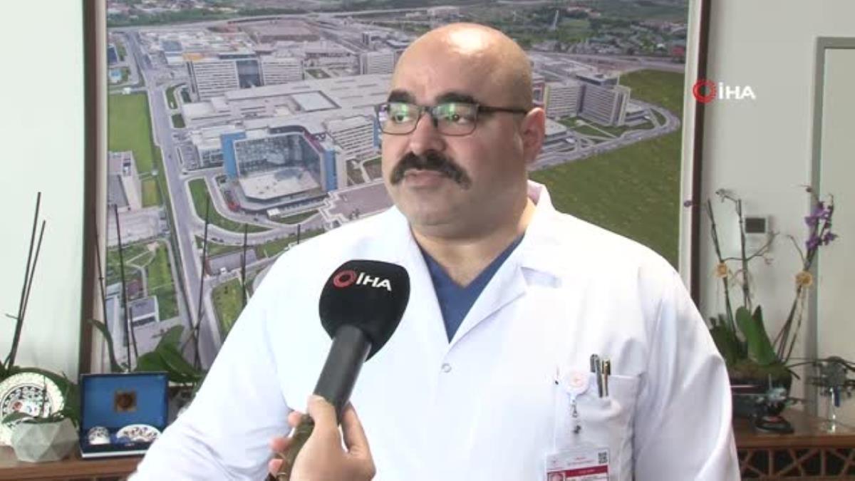 """Ankara Şehir Hastanesi Koordinatör Başhekimi Op. Dr. Surel: """"Şu anda kapanmadan önceki rakamın yüzde 20'lerinde bile değiliz"""""""
