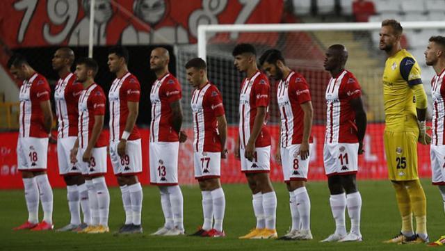 Antalyaspor, 2021 yılında hiç maç kaybetmedi