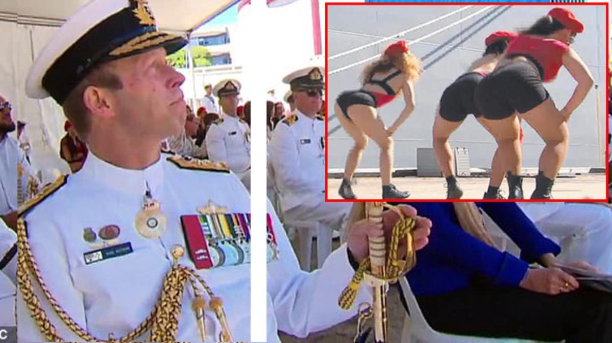 Askeri tören sırasında dansçıların sergilediği twerk performansı kriz yarattı: Bu tam bir rezalet