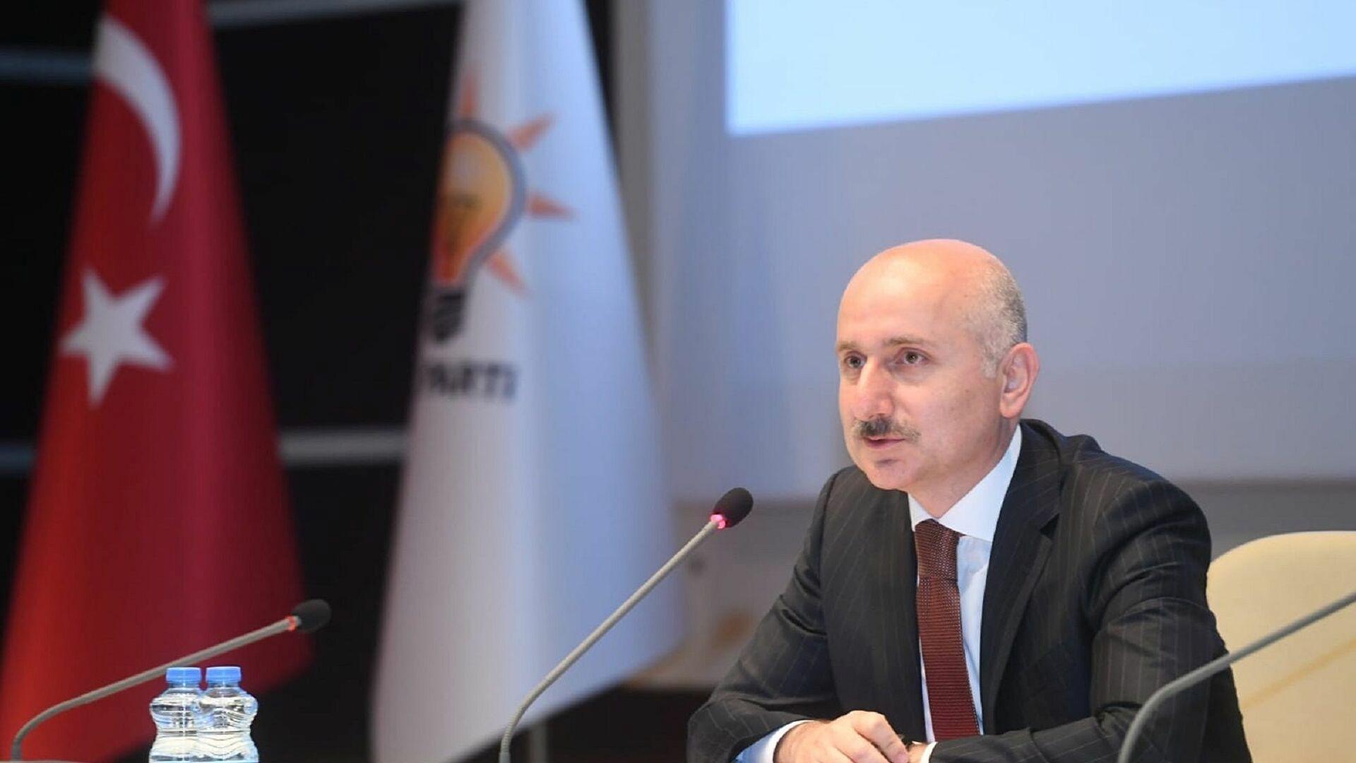 Bakan Karaismailoğlu: Ülkemiz güçlü kara yolu sektörü ile ihracatını sürekli artırmaya devam etti
