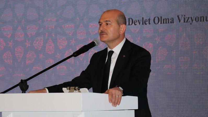 Bakan Soylu: Kılıçdaroğlu konuşuyor, arkasından büyükelçiler konuşma yapıyor, organize işler bunlar