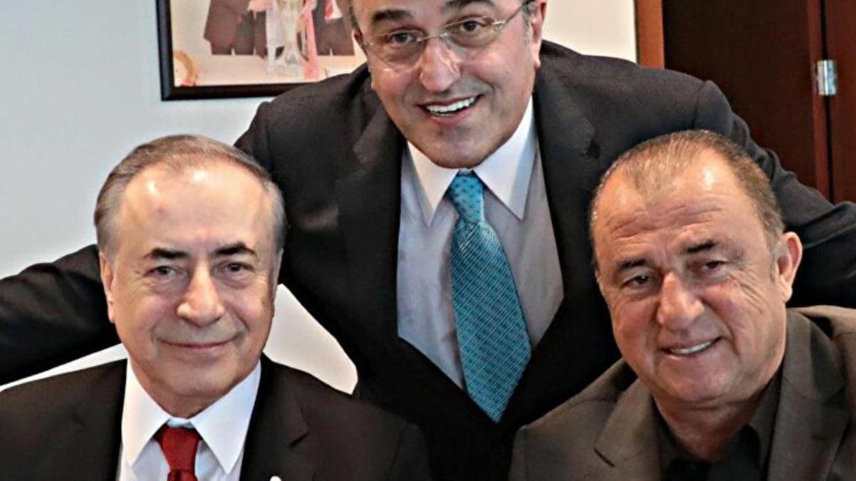Başkan ve Terim arasında ilginç diyalog: Adnan Polat'ın süpürgecisi değilim!