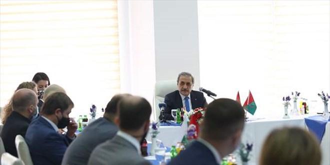 Balkanların Savcılarından, Yargıtay Cumhuriyet Başsavcısı Şahin'e Ziyaret