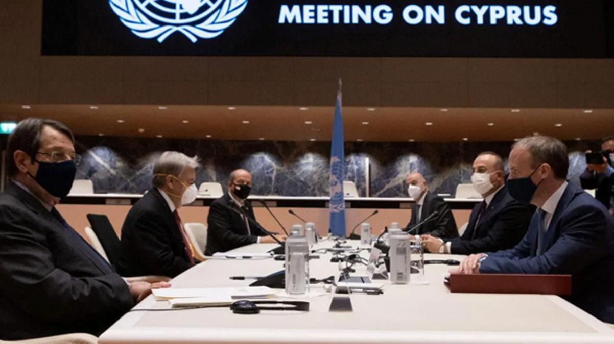 Birleşmiş Milletler Genel Sekreteri Guterres: Kıbrıs sorununun çözümüne yönelik görüşmeler için yeterli zemin bulamadık