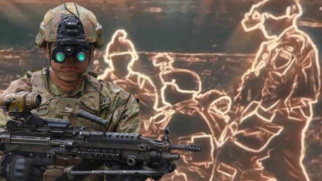 Bu zamana kadar üretilenlerin en gelişmişi! ABD ordusuna video oyunlarını aratmayan gözlük
