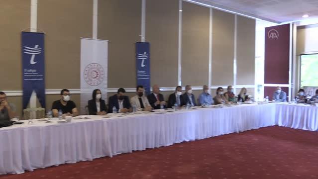 Edirne'deBulgaristan– Türkiye Sınır Ötesi İşbirliği Programı'nda yürütülen projesinin kapanış toplantısı gerçekleştirildi