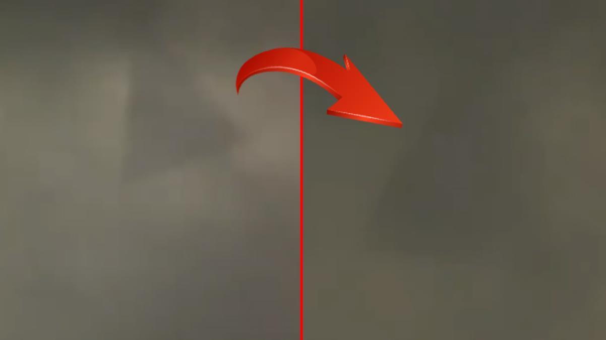 Çin'de üçgen şeklinde bir UFO'ya ait olduğu iddia edilen görüntüler tartışma yarattı