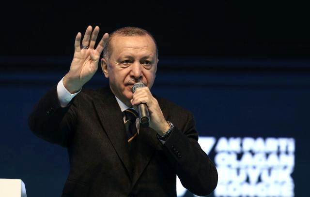 Erdoğan'dan  Borisov'a Tebrik Mesajı