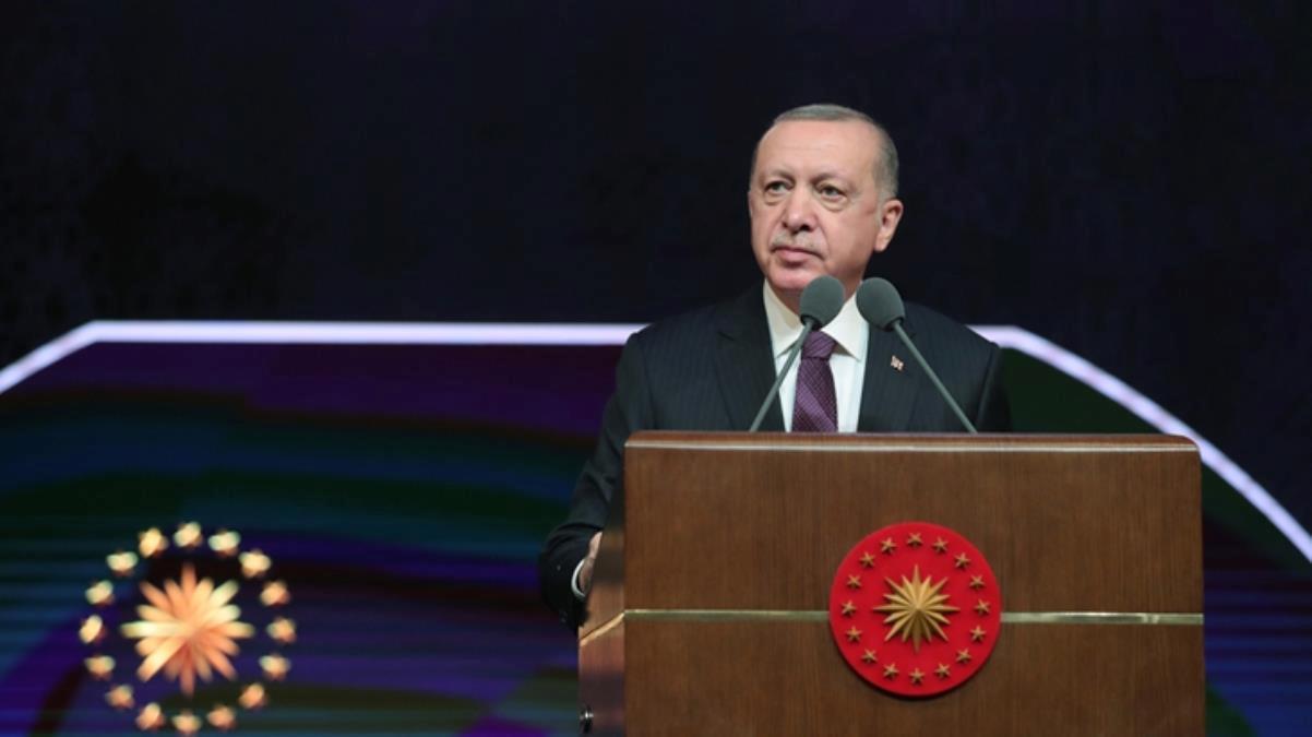 Cumhurbaşkanı Erdoğan'dan avukatlara müjde: Vergi oranını düşürüyoruz