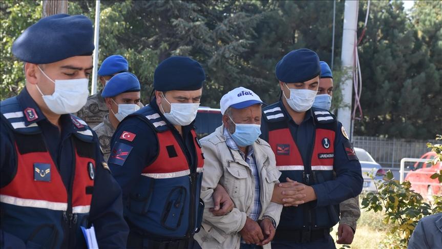 Yunanistan'a geçmeye çalışan terörist gruplar yakalandı