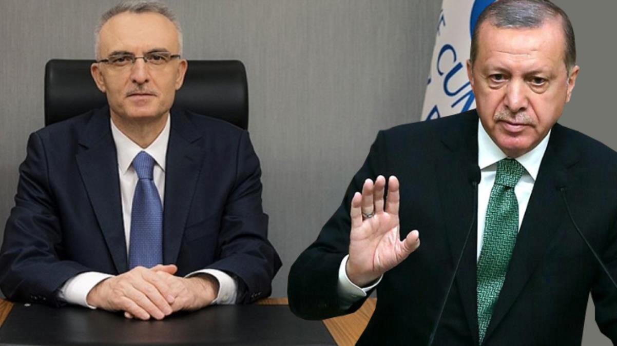 Erdoğan 2 ay önce sinyali vermişti! Naci Ağbal'ın uyarıları dikkate almaması sonunu getirdi