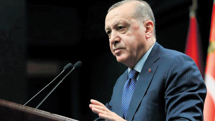 Erdoğan'dan emekli amirallere çok sert ifadeler: Hadlerini bildireceğiz