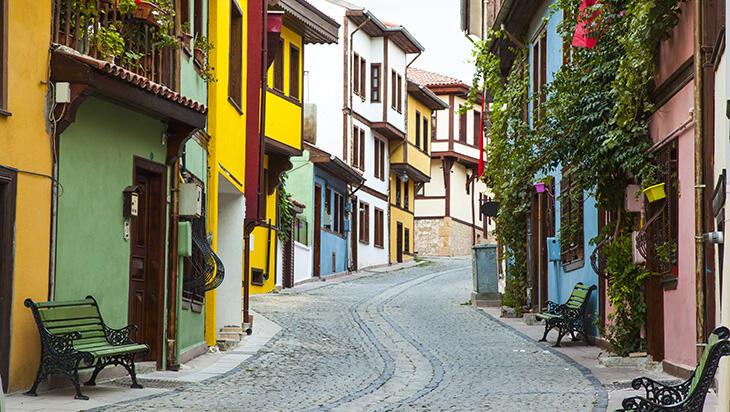 Eskişehir dünyanın en güvenli 10 şehrinden biri
