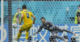 EURO 2020 C Grubu maçında Ukrayna, Kuzey Makedonya'yı 2-1'le geçti