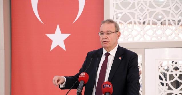 CHP Sözcüsü Faik Öztrak, Manisa'da Balkan göçmenleriyle buluştu: