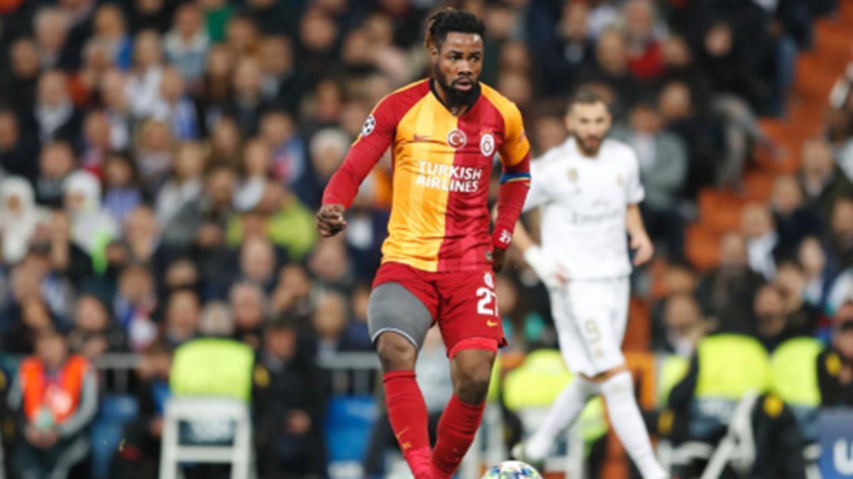 Galatasaray, Antwerp'in Luyindama için yaptığı 2 milyon euroluk teklifi reddetti