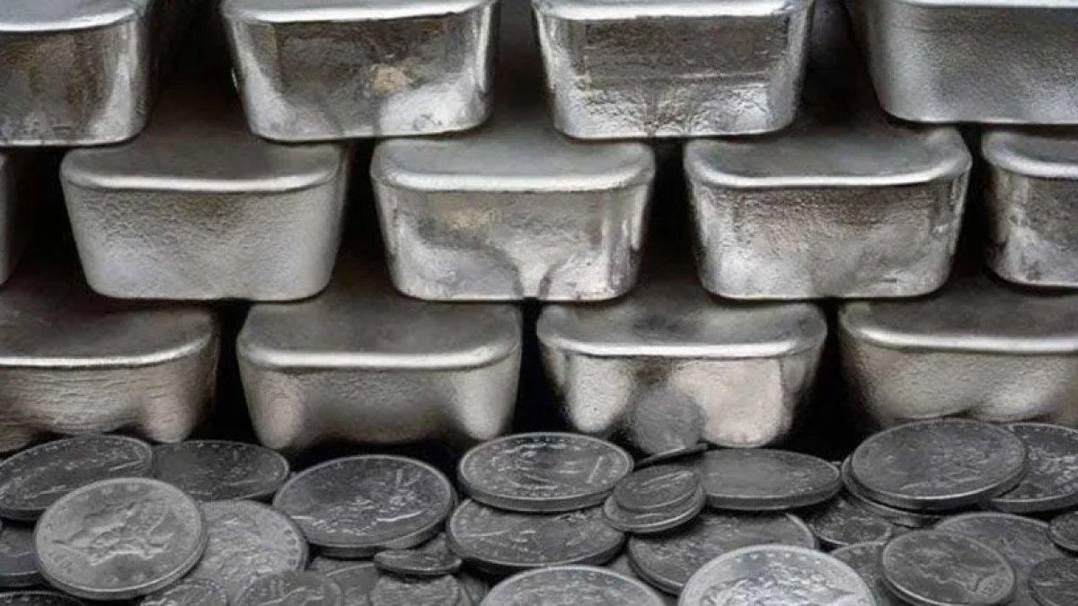 Gümüş fiyatları 8 yılın zirvesini gördü