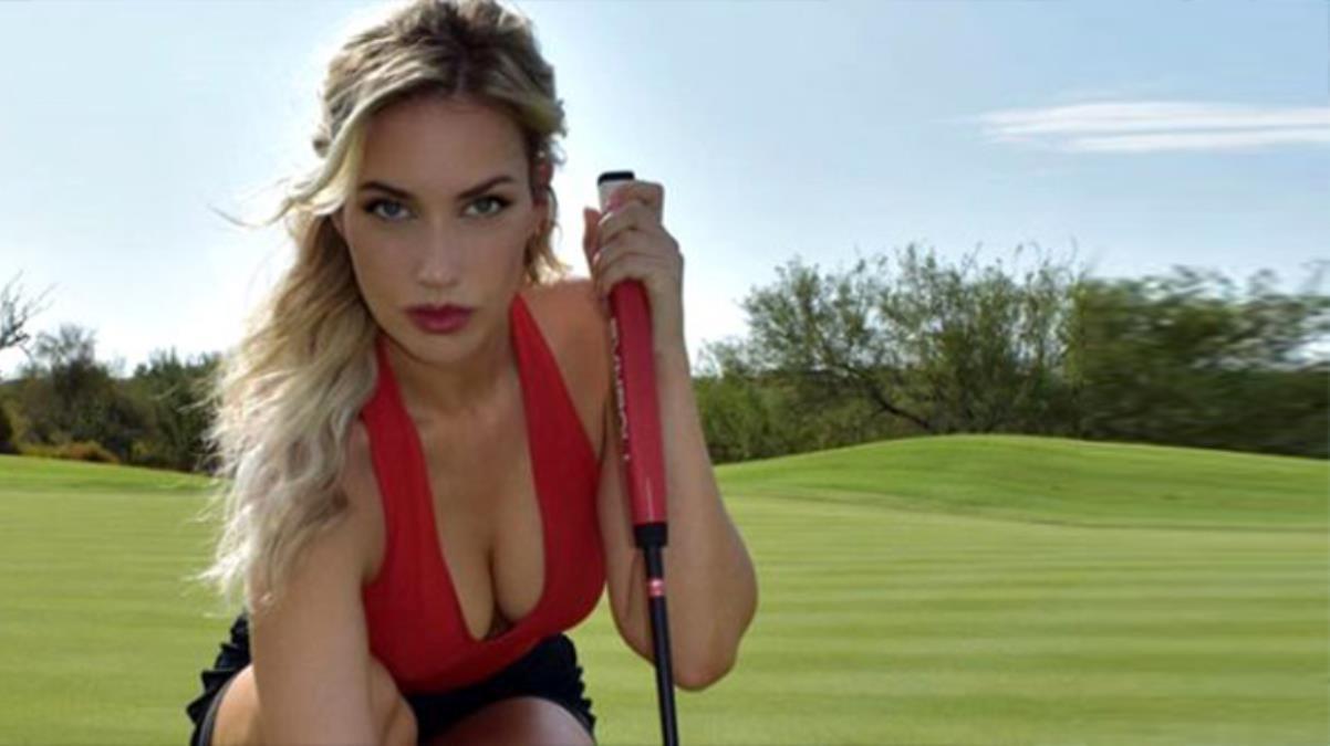 Güzel golfçü takipçilerine içini döktü: Cinsel ilişki sesi yüzünden boks maçına odaklanamadım